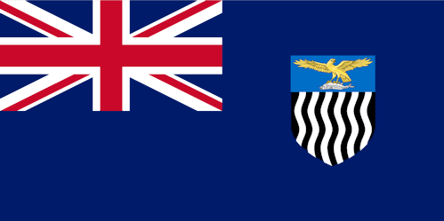 Flag of Northern Rhodesia